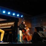 B.B.Q Jazz live auf der Bühne