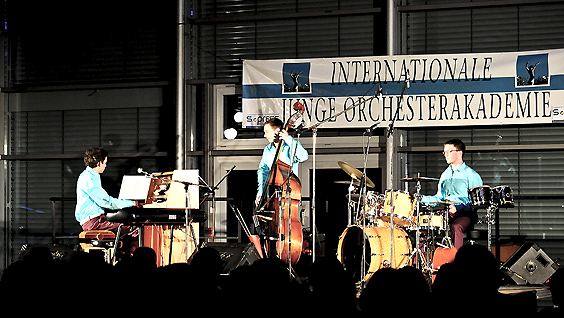 BBQJazz beim Osterfestival in Bayreuth mit der Internationalen Orchesterakademie