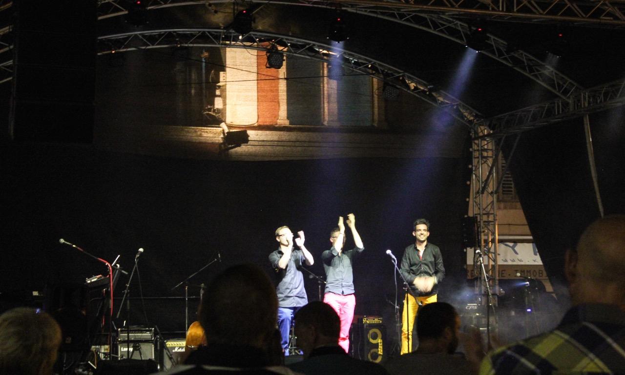 B.B.Q Jazz live in Rovinj, Kroatien 2015