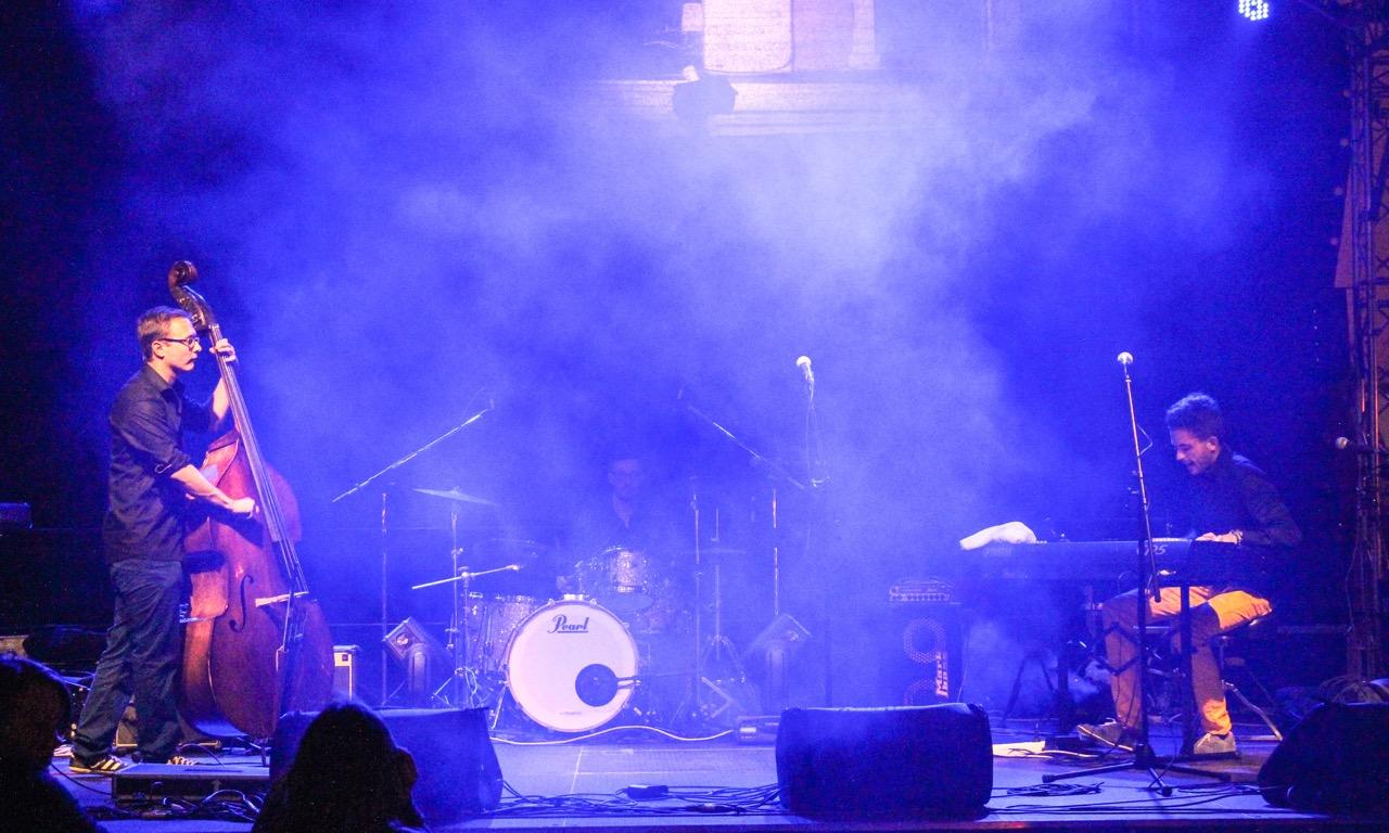 B.B.Q Jazz live in Rovinj, Kroatien 2015 - 2