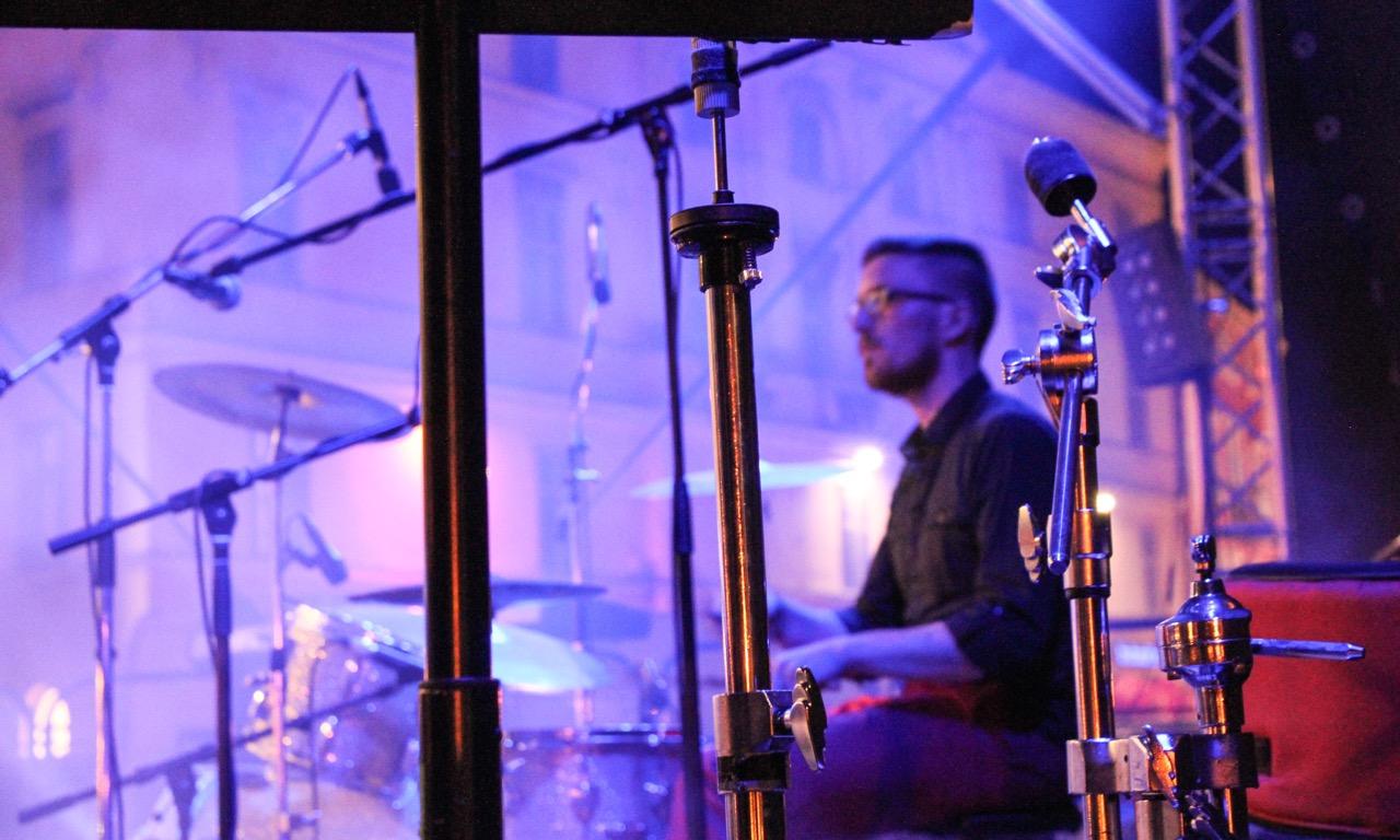 B.B.Q Jazz live in Rovinj, Kroatien 2015 - 7