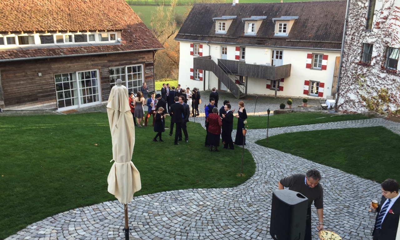 B.B.Q Jazz auf der Maisenburg bei einer Hochzeit - 3
