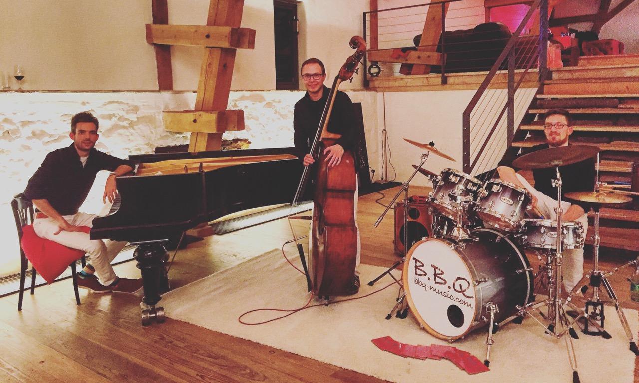 B.B.Q Jazz auf der Maisenburg bei einer Hochzeit - 7