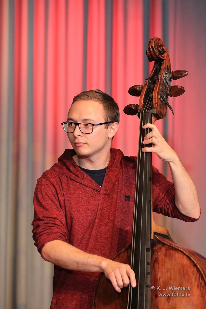 B.B.Q Jazz KoMueKa Talentabend Stuttgart Leonberg Jazz JazzTrio - 2