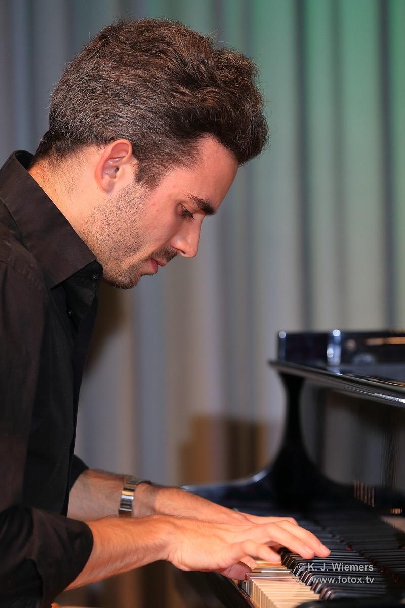 B.B.Q Jazz KoMueKa Talentabend Stuttgart Leonberg Jazz JazzTrio - 3