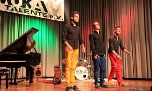 B.B.Q Jazz KoMueKa Talentabend Stuttgart Leonberg Jazz JazzTrio