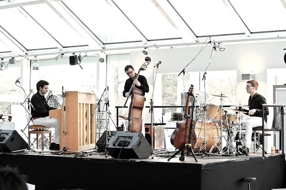 Auch durften wir mit zwei Konzerten das Osterfestival in Bayreuth schließen. Das hier war eines der beiden Konzerte.