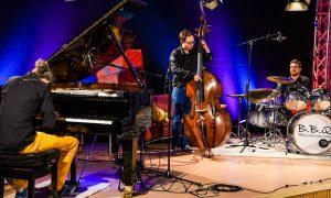 B.B.Q Jazz live in Concert 10 Jahre Pfeiffer Leonberg Benjamin Brodbeck Martin Schmidt Jan Staubach